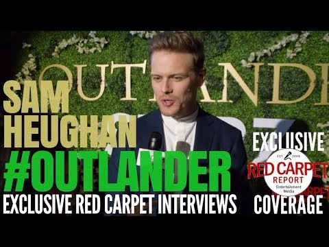 Sam Heughan ed at Outlander on Starz OutlanderFYC Event in Hollywood