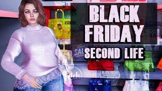 Black Friday 2019 - Second Life
