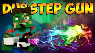 Minecraft Mods: Dubstep Guns Mod - EPIC DUBSTEP IN MINECRAFT! (Minecraft Mod Showcase)