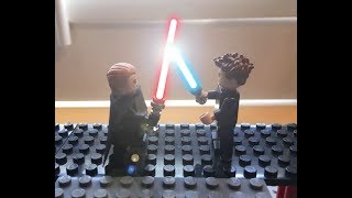 Star Wars Episode IX? No, just a Stop Motion