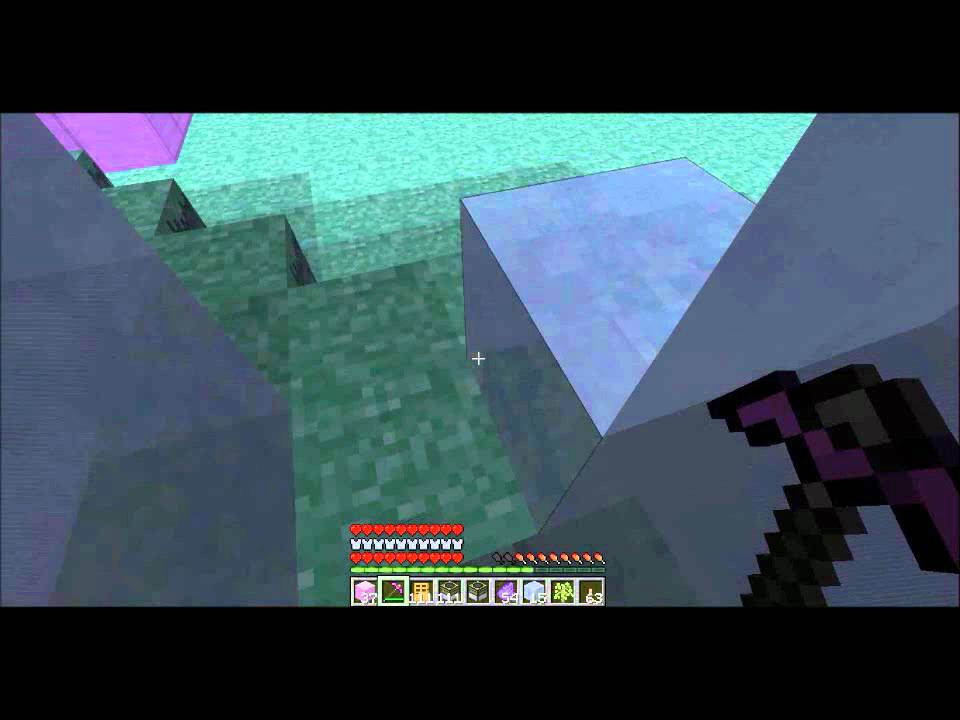 minecraft aether aerogel and tnt nothing youtube. Black Bedroom Furniture Sets. Home Design Ideas