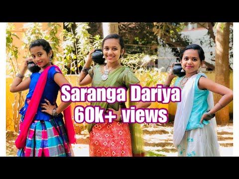 SarangaDariya | Lovestory Songs | Naga Chaitanya | Sai  Pallavi | Sekhar Kammula | Pawan Ch|