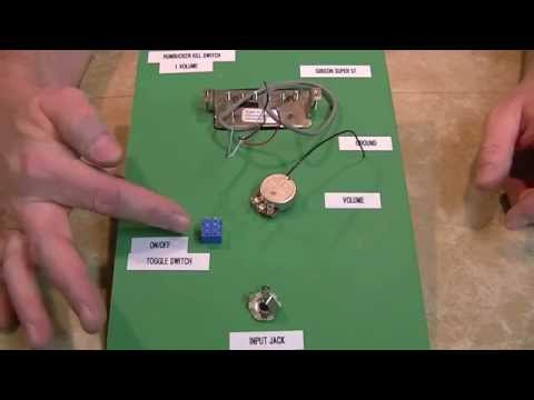 Wiring 102 - Humbucker Basics - YouTube