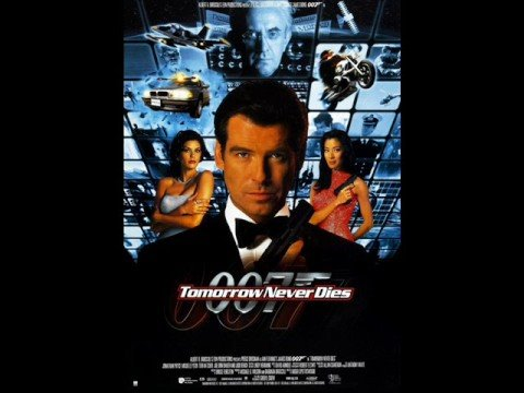 Tomorrow Never Dies OST 1st & 2nd