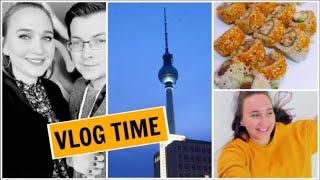 WIR IN BERLIN - Alles um die GLOW herum | Daisyandyou
