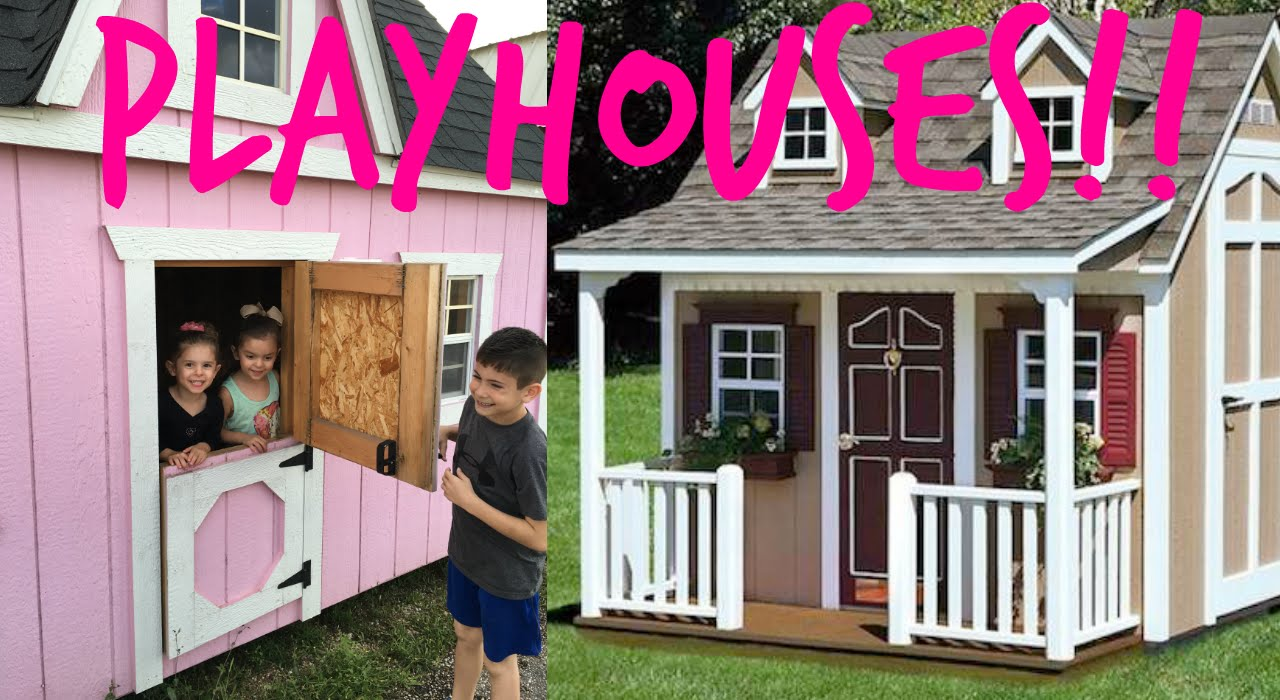 Child playhouse plans good attractive child playhouse for Plans for childrens playhouse