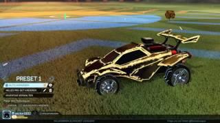 [Rocket League] Heatwave + Loopers + Lightnings = Profit
