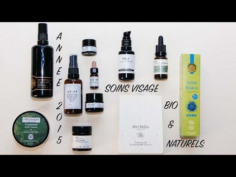 Favoris 2015 | Les soins visage bio / naturels