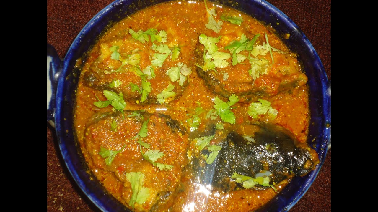 Fish Curry Bengali Mustard Fish Fish Recipes Mustard