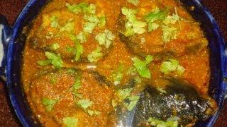 Fish Curry , Bengali Mustard Fish , Fish Recipes, Mustard Fish Recipe,