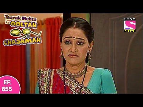 Taarak Mehta Ka Ooltah Chashmah - तारक मेहता - Episode 855 - 26th November, 2017