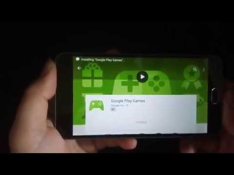 How To Fix Google Play Games Error (-505) Meizu M2Note