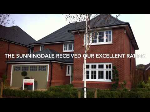 Redrow Homes - New Heys, Showhouse Insp review (Nov 2014)