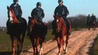 P18 Ecole de Garde à Cheval (1/8) - Les patrouilles