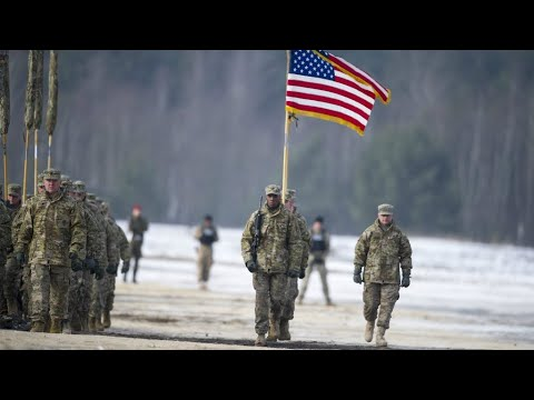 US Considers 'Fort Trump' Military Base In Poland