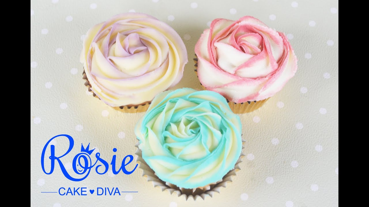 WHICH PIPING NOZZLE? - Wilton Star tips - Buttercream Rose