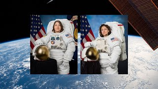 Download NASA Astronauts Complete All-Woman Spacewalk Mp3 and Videos