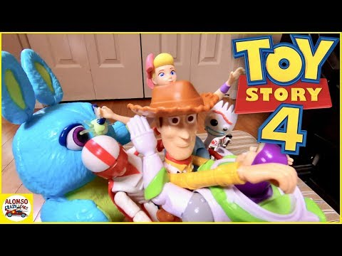 Toy Story 4 Adventure Rescuing Woody
