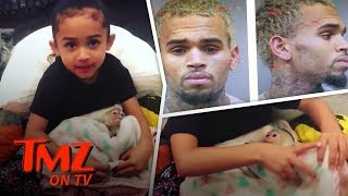 Chris Brown's Monkeying Around Could Get Him Into Trouble   TMZ TV