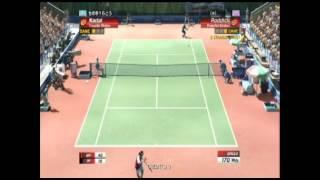 [HD] Rafael Nadal vs Andy Roddick virtua wimbledon 2012 tennis