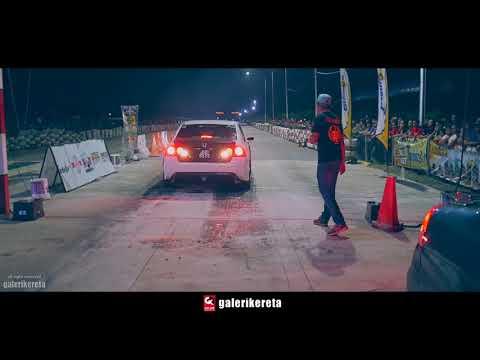K-SERIES VTEC OPEN - Honda Drag Day Malaysia 2018
