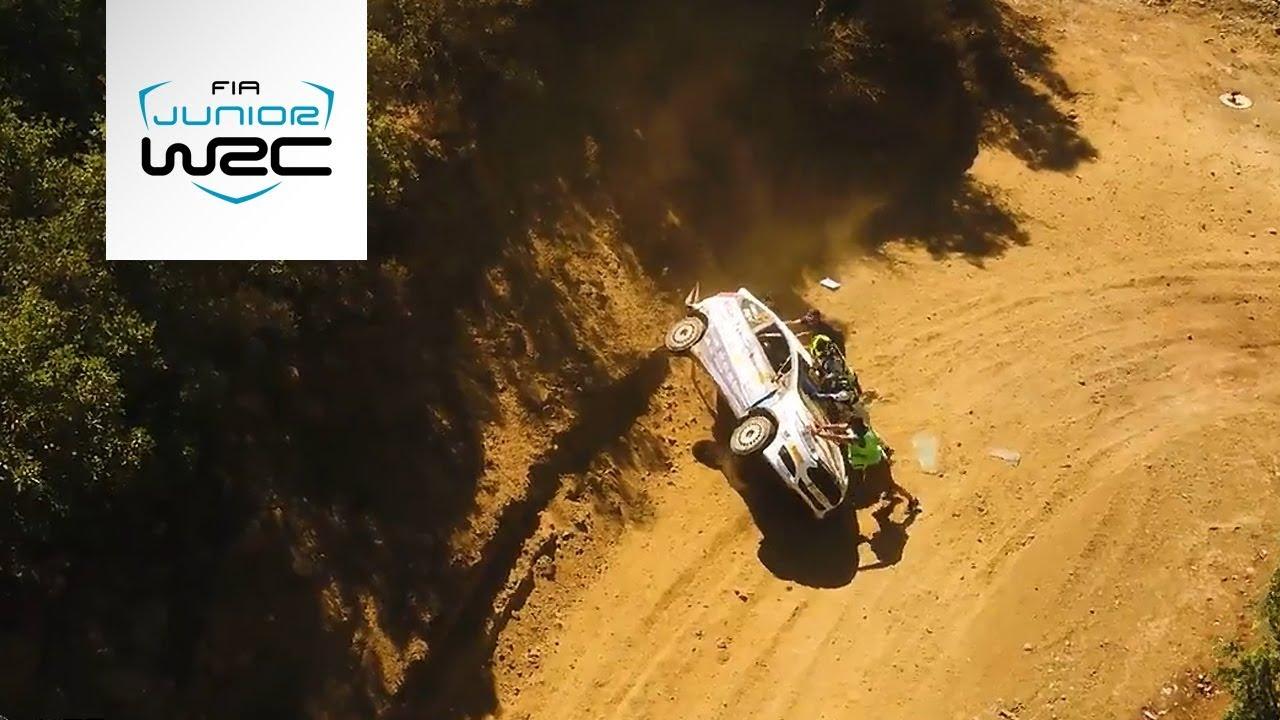 FIA Junior WRC - Rally Turkey 2018: Highlights Saturday