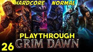 Sickly At Fort Ikon - Grim Dawn - Hardcore Normal Playthrough - 26