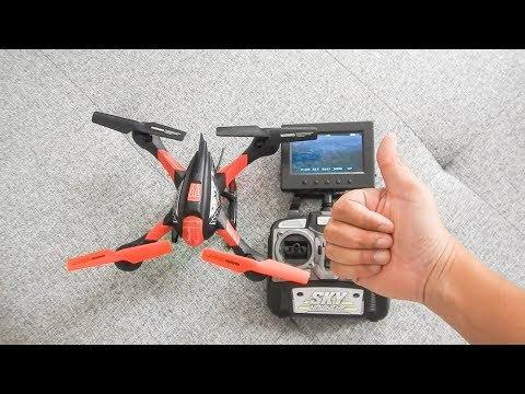SKY HAWKEYE Drone Murah 550 Ribuan Dapet Kamera Dan Monitor :D