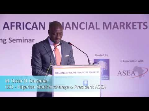 The 6th edition of the Building African Financial Markets (BAFM) Capacity Building Seminar