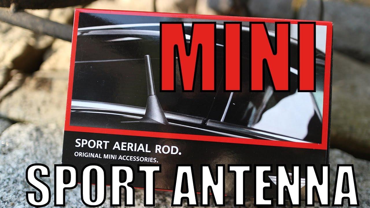medium resolution of mini cooper sport antenna easy installation guide 4k