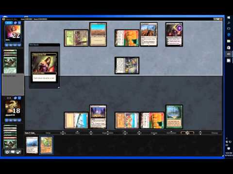 Building a Fortress #23:  Legacy Lands Vs. Aggro Loam