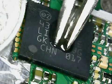 Mengganti Ic Power Nokia 1 Youtube