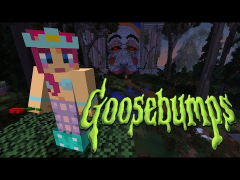 IronCrafters Goosebumps Map! BEWARE OF THE GNOMES! | Amy Lee33