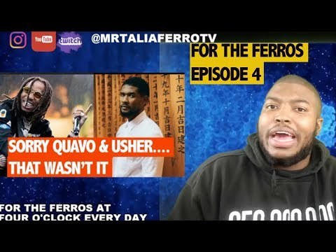 Usher & Quavo Try New Things & Im Not Rolling! (For The Ferros Episode 4)