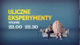 Uliczne eksperymenty we wtorki od 22:00 na National Geographic Channel!