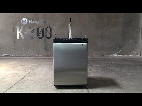 2017 Best Kegerator - Kegco K309
