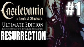 Castlevania Lords of Shadow Ultimate Edition Walkthrough Chapter 14 Resurrection Underworld