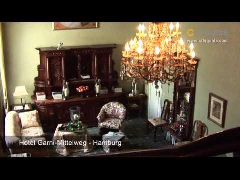 Hotel Garni Mittelweg, Hamburg, Charmantes Hotel