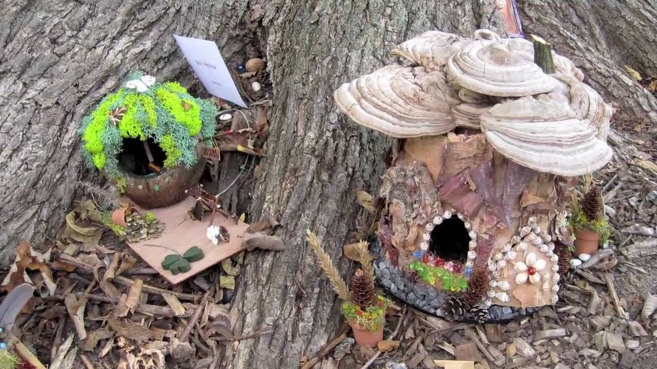 Fairy Garden Homes YouTube