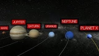 Planet X - Ninth Planet NEW PLANET FOUND in our Solar System.