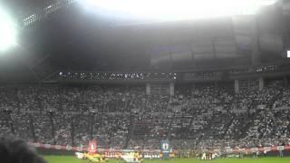 サッカー キリンチャレンジカップ2011日本×韓国戦!話題の君が代独唱!