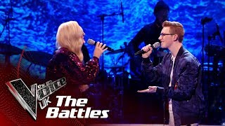 Eva Campbell VS Callum Butterworth - 'This Town' | The Battles | The Voice UK 2019