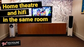 How to do Home Theatre and HifI Stereo in the Same Room PROPERLY