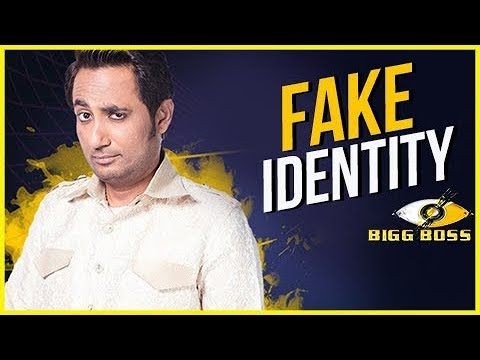 Zubair Khan NOT HASEENA PARKAR'S Son-In-Law | FAKE Identity | Bigg Boss 11