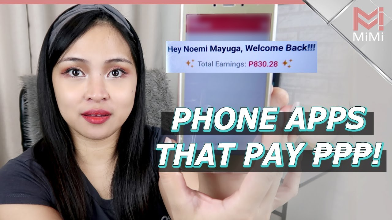 Earn Cash on These Phone Apps | Philippines