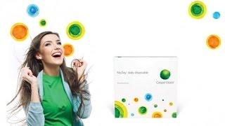 Что такое технология Smart Silicone контактных линз MyDay.(Технология Умный Силикон (Smart Silicone) в сочетании с гладкой поверхностью и закругленным краем линзы делает..., 2016-12-04T21:17:17.000Z)