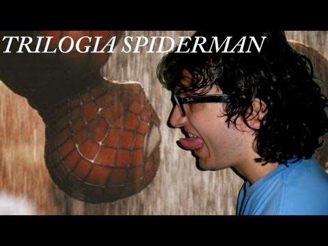 MovieBlog- 221: Recensione Spider-Man (Trilogia di Sam Raimi)
