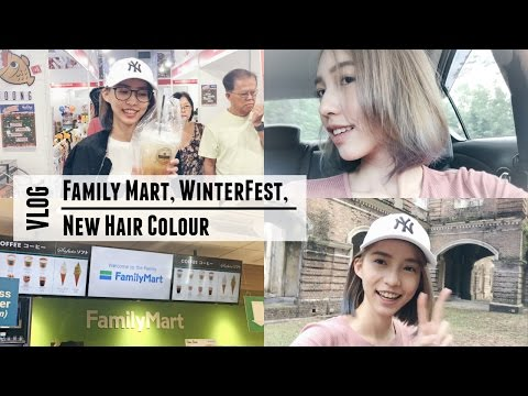 VLOG #3 | Family Mart in Malaysia 全家 | Sylvia Cing