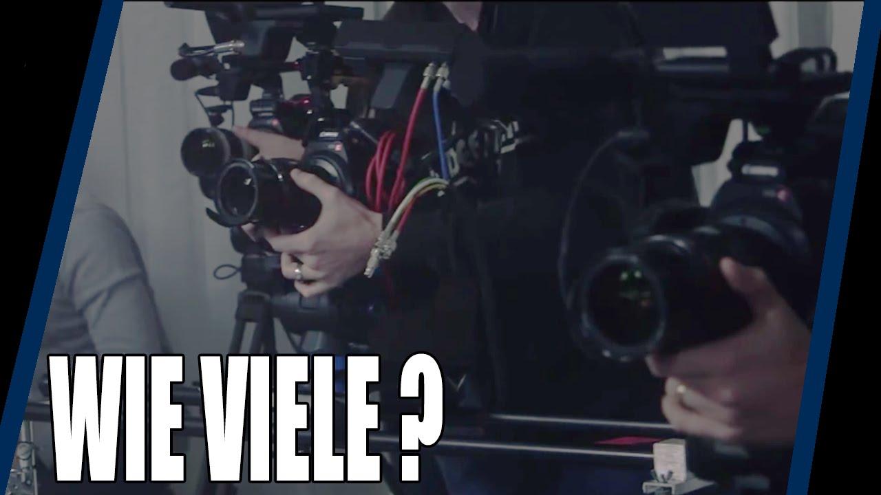 Wie Viele Kameras Braucht Man Für Einen Film ?