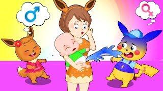 Pokemon Family 💖 Pikachu cartoon Funny story with pokemon babie 💖 Pikachu Toys TV (P3)